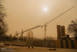 غلظت گرد و غبار در اهواز به ۵۷ برابر حد مجاز رسید