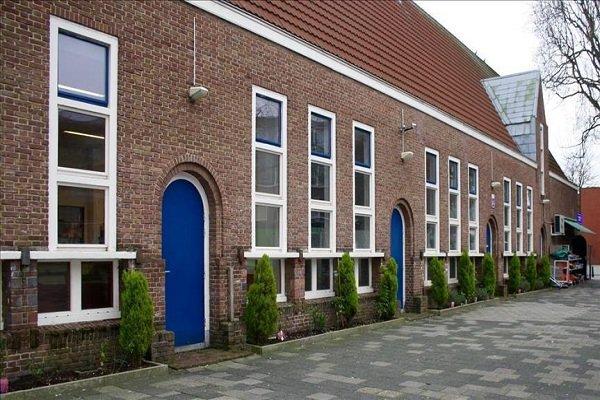 حمله به مسجدی در هلند
