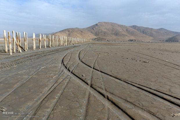 Amazing Urmia lake!
