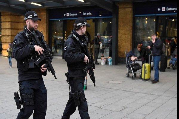 کشف بسته مشکوک در یکی از ایستگاههای قطار در لندن