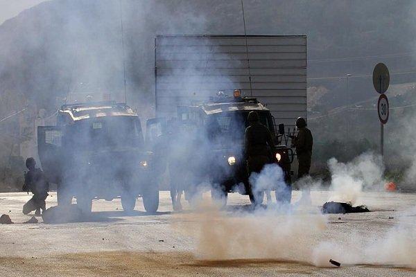 غزہ میں صیہونی فوجیوں کی فائرنگ سے مزید 13 فلسطینی زخمی