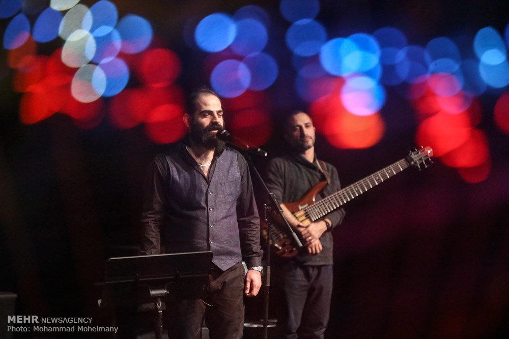 دهمین روز جشنواره موسیقی فجر