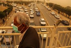 ریزگرد در کانون توجه دولت است/بسیج امکانات برای رفع آلودگی کارون