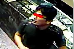 پلیس به دنبال سارق عابربانک/جوان ۲۵ساله را شناسایی کنید