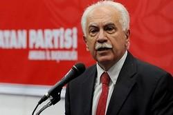 رهبر حزب وطن ترکیه