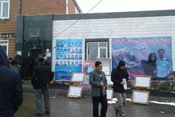 مراسم گرامیداشت حسین جهانی شهید حادثه سانچی در اردبیل برگزار شد