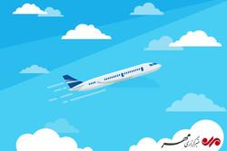 اینفومهر پرترددترین خطوط هوایی جهان