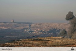حمله هوایی ترکیه به عفرین