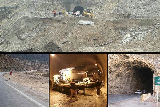 طرح اصلاحی آزاد راه خرمآباد- پل زال داده شد/اجرای دیوارهای ضامن