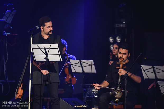 33rd Fajr Music Festival wraps up in Iran