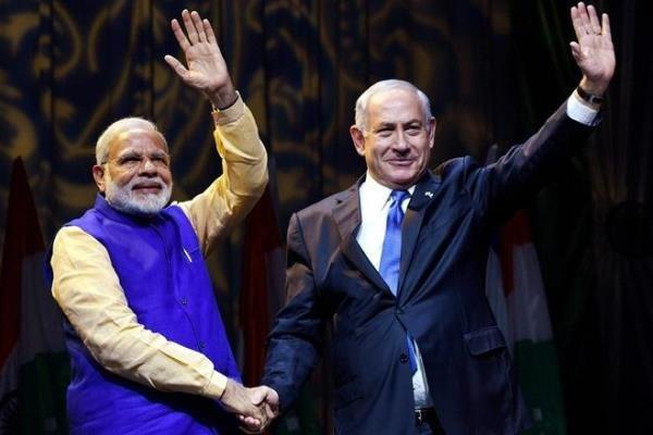 بھارت کا اسرائیل سے بموں کی خریداری کا معاہدہ
