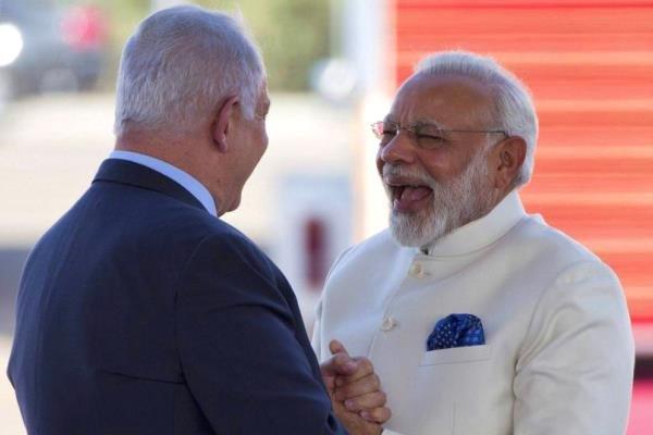 اسرائیل نے بھارت میں جمہوریت کو کمزور کرنے کے لیے مودی سرکار کی مدد کی