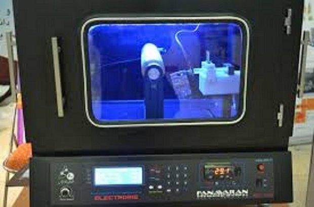 Iranian scientists optimize Nanofiber machines