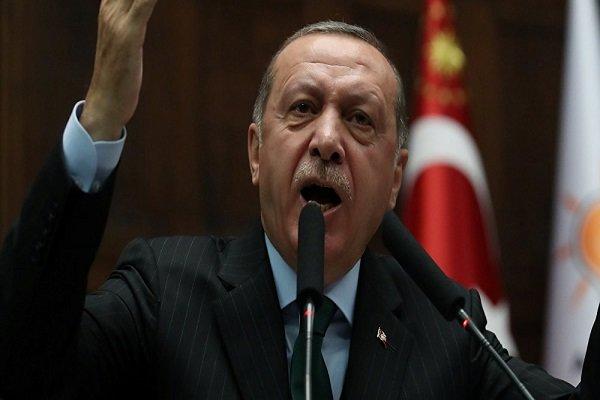 اردوغان خطاب به آمریکا: به تئاتر خود با داعش پایان دهید,