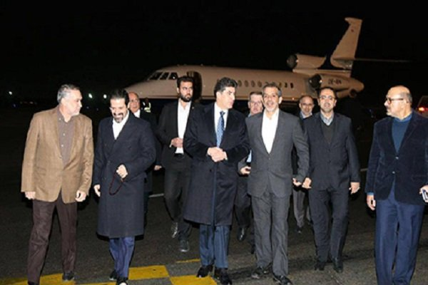Barzani travels to Tehran for first time since controversial referendum