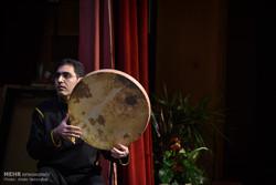تکنوازی سازهای کوبه در جشنواره «ریتم صلح»