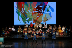 مراسم اختتام مهرجان فجر الموسيقي / صور