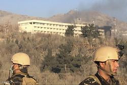 حمله تروریستی به هتلی در کابل