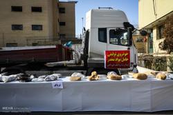 ۷۱ باند مواد مخدر در مازندران متلاشی شد