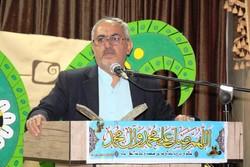 جمع اعضا و مربیان قصه گوی شمال استان فارس