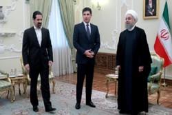 امید اربیل به نقش ایران برای پایان دادن به بحران با بغداد