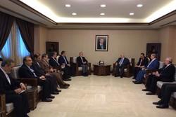 خرازي: السيادة السورية يجب أن تعود الى جميع أراضيها