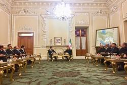 لاريجاني: استراتيجية ايران هي دعم الاقليم في اطار الدستور العراقي