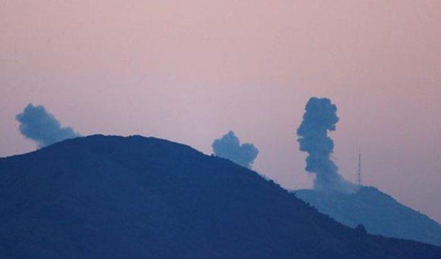 Turkey shells villages, towns in Aleppo, Haska countryside