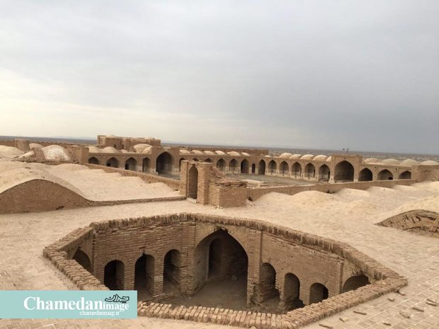 Mother of Iranian caravanserais