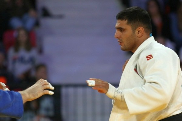 Iranian judoka earns silver in Grand Prix 2018