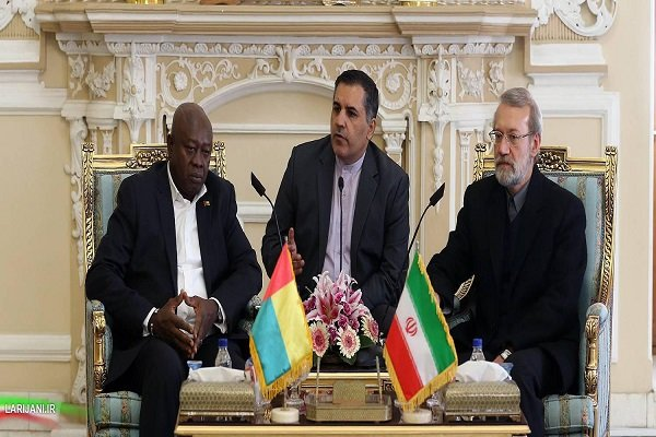 Iran, Guinea-Bissau to strengthen ties through parl. coop.