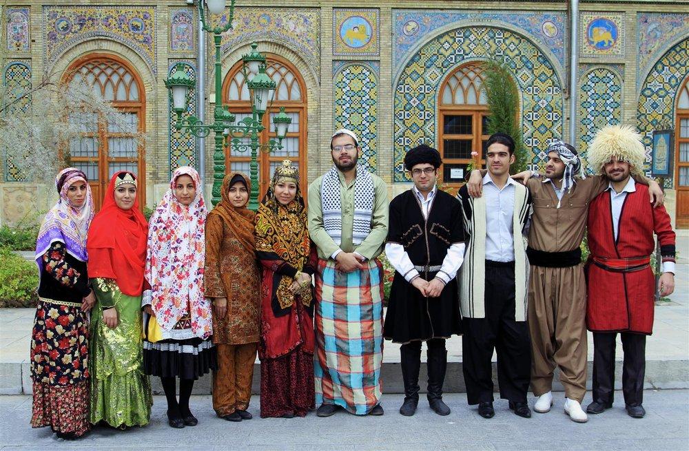 Golestan Palace Source Of Inspiration At Fajr Festival