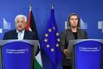 فلسطینی صدر یورپی یونین سے فلسطینی ریاست کو تسلیم کرنے کا مطالبہ کریں گے