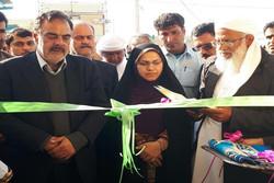 شهرداری شهر «ساربوک» در جنوب سیستان و بلوچستان افتتاح شد