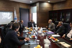 هم اندیشی معاون مطبوعاتی وزیر فرهنگ و ارشاد اسلامی با مدیر عامل بیمه ایران