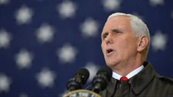 Washington won't certify 'ill-conceived' Iran deal: Pence