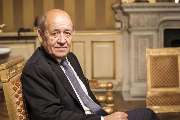 وزير خارجية فرنسا سيصل طهران مساء اليوم