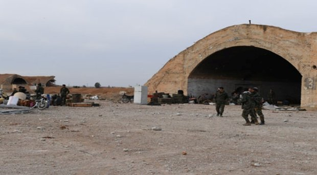 Abu al-Dhohour airbase restoration, new step to liberate eastern Idleb from terrorism