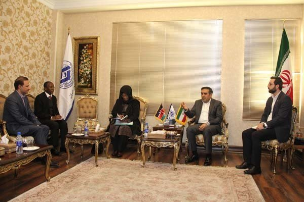 Iran ready to export cooperatives' products to Kenya