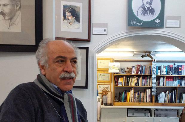 حسن مشکین فام، نقاش و عکاس شیرازی