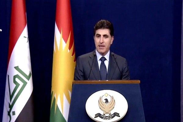 Barzani declares his visit to Iran a success