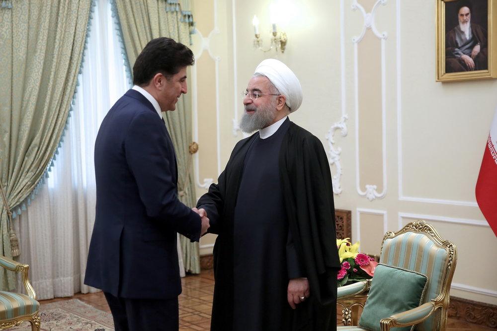 Iran urges Iraq's KRG to block rebels' offensive on Iran's borders
