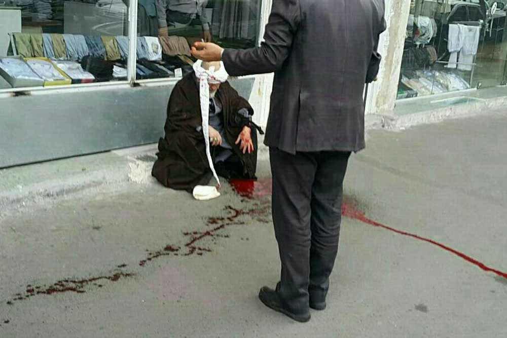 عامل حمله به ۲ روحانی در قم تحت تأثیر مصرف مواد مخدر بوده است