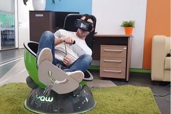 صندلی واقعیت مجازی