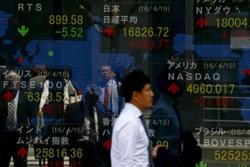 سهام آسیایی سود والاستریت را دنبال کرد/ سهام چین در سکوت