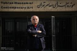 نشست خبری علی اکبر صادقی