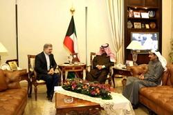 سفیر ایران کویت