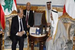 امیر کویت: از هیچ کمکی به لبنان دریغ نخواهیم کرد