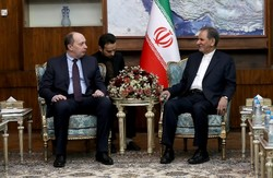 VP says Belarus has major status in Iran's foreign policy