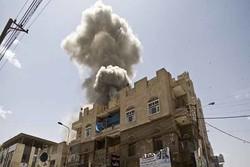 العدوان السعودي يشن 19 غارة على ثلاث محافظات يمنية